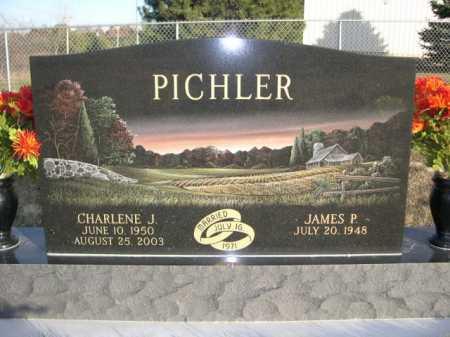 PICHLER, CARLENE J. - Douglas County, Nebraska | CARLENE J. PICHLER - Nebraska Gravestone Photos