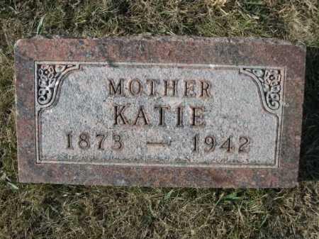 PLAMBECK, KATIE - Douglas County, Nebraska | KATIE PLAMBECK - Nebraska Gravestone Photos