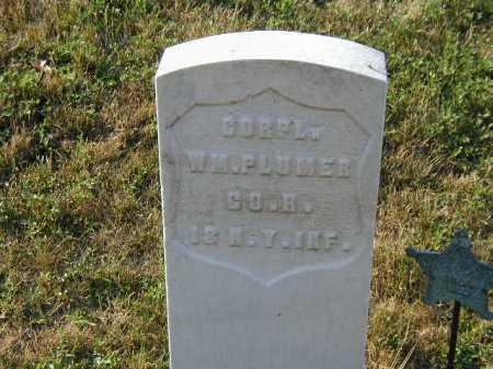PLUMER, WM. - Douglas County, Nebraska | WM. PLUMER - Nebraska Gravestone Photos
