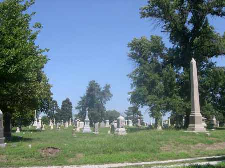 *PROSPECT HILL CEMETERY, VIEW OF - Douglas County, Nebraska | VIEW OF *PROSPECT HILL CEMETERY - Nebraska Gravestone Photos