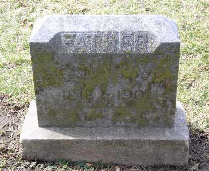 PRUYN, ABRAM N. - Douglas County, Nebraska | ABRAM N. PRUYN - Nebraska Gravestone Photos