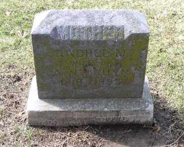PRUYN, RACHEL M. - Douglas County, Nebraska | RACHEL M. PRUYN - Nebraska Gravestone Photos