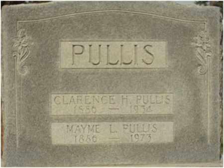 PULLIS, CLARENCE HERBERT - Douglas County, Nebraska | CLARENCE HERBERT PULLIS - Nebraska Gravestone Photos