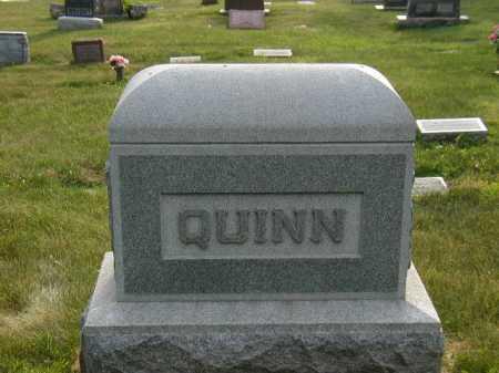 QUINN, FAMILY MARKER - Douglas County, Nebraska   FAMILY MARKER QUINN - Nebraska Gravestone Photos