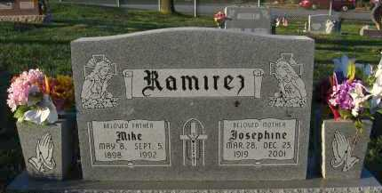 RAMIREZ, MIKE - Douglas County, Nebraska | MIKE RAMIREZ - Nebraska Gravestone Photos