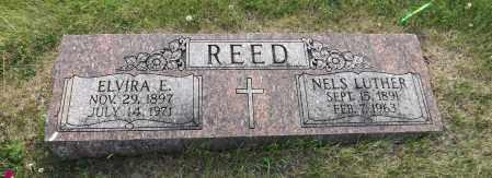 REED, ELVIRA E. - Douglas County, Nebraska   ELVIRA E. REED - Nebraska Gravestone Photos