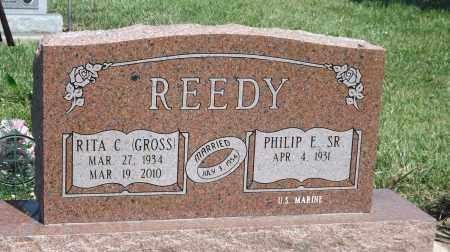 GROSS REEDY, RITA C. - Douglas County, Nebraska | RITA C. GROSS REEDY - Nebraska Gravestone Photos