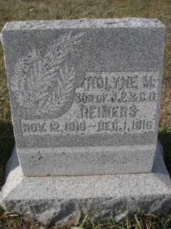 REIMERS, ROLYNE M. - Douglas County, Nebraska | ROLYNE M. REIMERS - Nebraska Gravestone Photos
