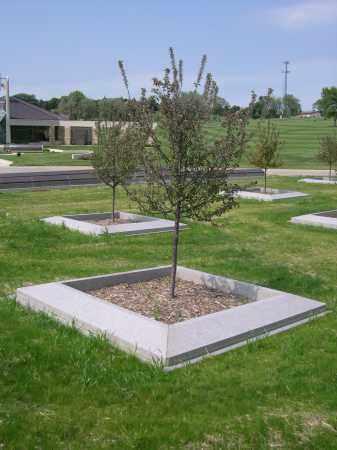 *RESURECTION CEMETERY, GROVE OF HOPE - Douglas County, Nebraska | GROVE OF HOPE *RESURECTION CEMETERY - Nebraska Gravestone Photos
