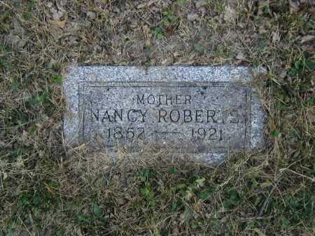 ROBERTS, NANCY - Douglas County, Nebraska | NANCY ROBERTS - Nebraska Gravestone Photos