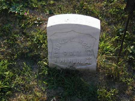 ROGERS, BROOKS E - Douglas County, Nebraska | BROOKS E ROGERS - Nebraska Gravestone Photos