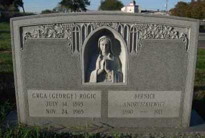 ANDRUSZKIEWICZ, BERNICE - Douglas County, Nebraska   BERNICE ANDRUSZKIEWICZ - Nebraska Gravestone Photos
