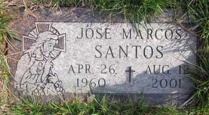 SANTOS, JOSE MARCOS - Douglas County, Nebraska | JOSE MARCOS SANTOS - Nebraska Gravestone Photos