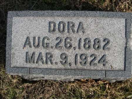 SCHEEF, DORA - Douglas County, Nebraska   DORA SCHEEF - Nebraska Gravestone Photos