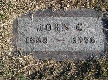 SCHEEF, JOHN C. - Douglas County, Nebraska | JOHN C. SCHEEF - Nebraska Gravestone Photos