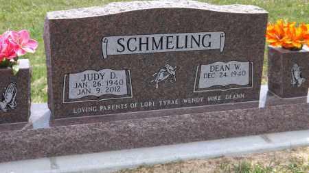 SCHMELING, JUDY D. - Douglas County, Nebraska   JUDY D. SCHMELING - Nebraska Gravestone Photos