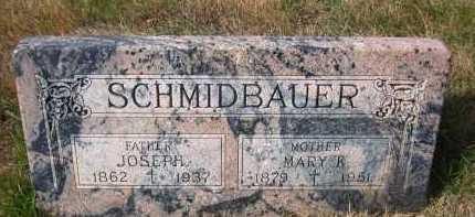 SCHMIDBAUER, MARY K. - Douglas County, Nebraska | MARY K. SCHMIDBAUER - Nebraska Gravestone Photos