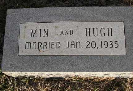 SCHNACK, MIN AND HUGH - Douglas County, Nebraska | MIN AND HUGH SCHNACK - Nebraska Gravestone Photos