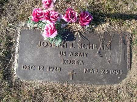 SCHRAM, JOSEPH L. - Douglas County, Nebraska | JOSEPH L. SCHRAM - Nebraska Gravestone Photos