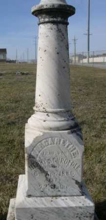 SCHROEDER, MARGARETHE - Douglas County, Nebraska   MARGARETHE SCHROEDER - Nebraska Gravestone Photos