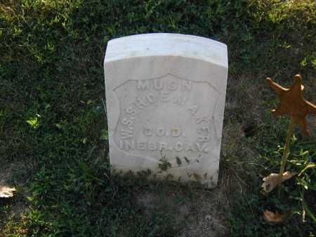 SHOEMAKER, WILSON S - Douglas County, Nebraska | WILSON S SHOEMAKER - Nebraska Gravestone Photos