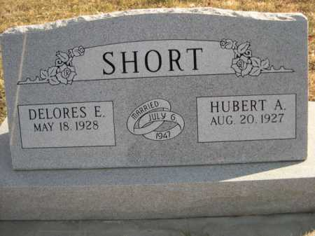 SHORT, HUBERT A. - Douglas County, Nebraska | HUBERT A. SHORT - Nebraska Gravestone Photos