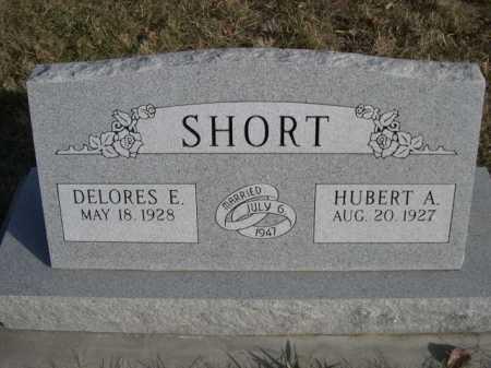 SHORT, HUBERT A. - Douglas County, Nebraska | HUBERT A. SHORT - Nebraska Gravestone Photos