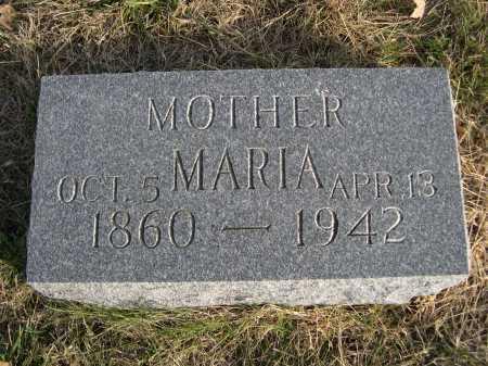 SIEVERS, MARIA - Douglas County, Nebraska   MARIA SIEVERS - Nebraska Gravestone Photos