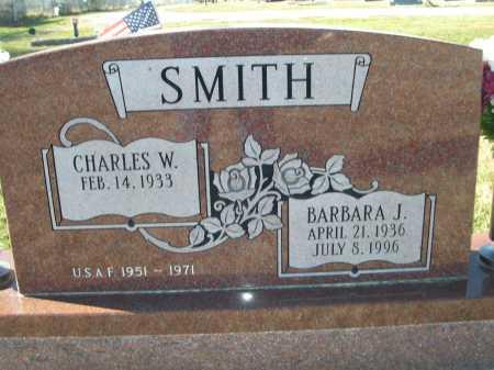 SMITH, CHARLES W. - Douglas County, Nebraska | CHARLES W. SMITH - Nebraska Gravestone Photos