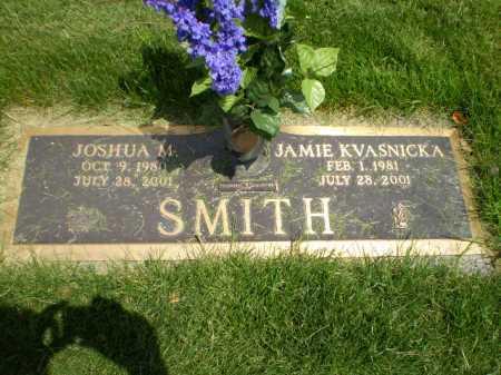 KVASNICKA SMITH, JAMIE - Douglas County, Nebraska | JAMIE KVASNICKA SMITH - Nebraska Gravestone Photos