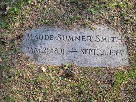 SMITH, MAUDE - Douglas County, Nebraska   MAUDE SMITH - Nebraska Gravestone Photos