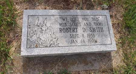 SMITH, ROBERT D. - Douglas County, Nebraska | ROBERT D. SMITH - Nebraska Gravestone Photos