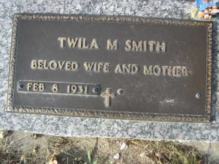 SMITH, TWILA M. - Douglas County, Nebraska | TWILA M. SMITH - Nebraska Gravestone Photos