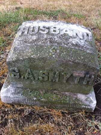 SMYTH, S.A. - Douglas County, Nebraska | S.A. SMYTH - Nebraska Gravestone Photos