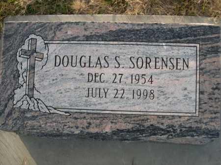 SORENSEN, DOUGLAS S. - Douglas County, Nebraska | DOUGLAS S. SORENSEN - Nebraska Gravestone Photos