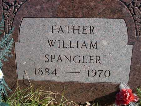 SPANGLER, WILLIAM - Douglas County, Nebraska | WILLIAM SPANGLER - Nebraska Gravestone Photos