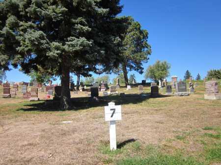 *ST. MARY'S CEMETERY, SECTION 7 - Douglas County, Nebraska | SECTION 7 *ST. MARY'S CEMETERY - Nebraska Gravestone Photos