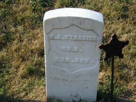 STANDISH, R. A. - Douglas County, Nebraska | R. A. STANDISH - Nebraska Gravestone Photos