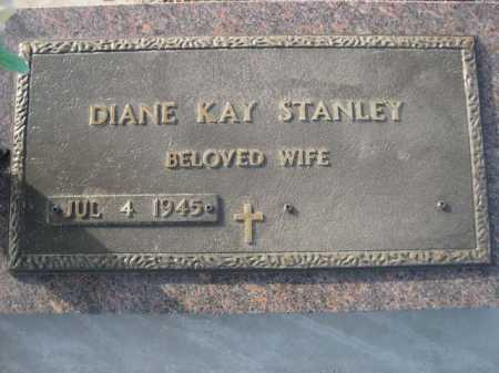 STANLEY, DIANE KAY - Douglas County, Nebraska | DIANE KAY STANLEY - Nebraska Gravestone Photos