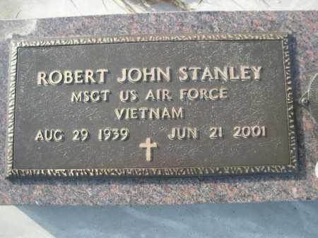 STANLEY, ROBERT JOHN - Douglas County, Nebraska | ROBERT JOHN STANLEY - Nebraska Gravestone Photos