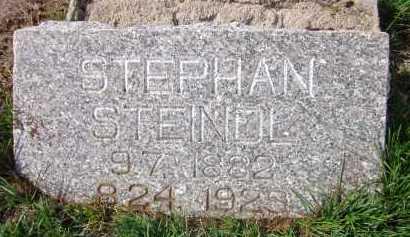 STEINDL, STEPHAN - Douglas County, Nebraska   STEPHAN STEINDL - Nebraska Gravestone Photos