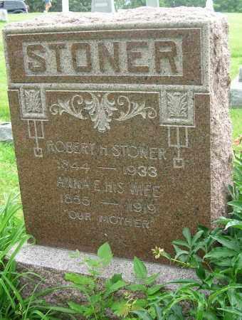 STONER, ANNA E. - Douglas County, Nebraska | ANNA E. STONER - Nebraska Gravestone Photos