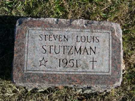 STUTZMAN, STEVEN LOUIS - Douglas County, Nebraska | STEVEN LOUIS STUTZMAN - Nebraska Gravestone Photos