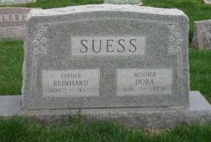 SUESS, DORA - Douglas County, Nebraska   DORA SUESS - Nebraska Gravestone Photos