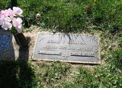 SULLIVAN, DORIS V. - Douglas County, Nebraska | DORIS V. SULLIVAN - Nebraska Gravestone Photos