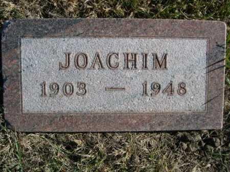 TANGEMAN, JOACHIM - Douglas County, Nebraska | JOACHIM TANGEMAN - Nebraska Gravestone Photos