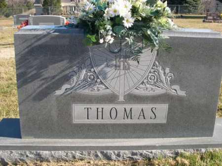 THOMAS, FAMILLY - Douglas County, Nebraska | FAMILLY THOMAS - Nebraska Gravestone Photos