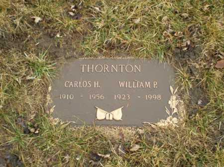 THORNTON, WILLIAM P - Douglas County, Nebraska | WILLIAM P THORNTON - Nebraska Gravestone Photos
