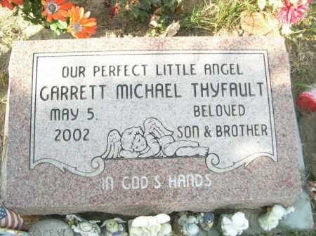 THYFAULT, GARRETT MICHAEL - Douglas County, Nebraska | GARRETT MICHAEL THYFAULT - Nebraska Gravestone Photos