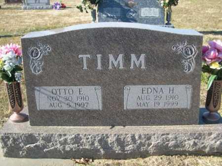 TIMM, OTTO E. - Douglas County, Nebraska | OTTO E. TIMM - Nebraska Gravestone Photos